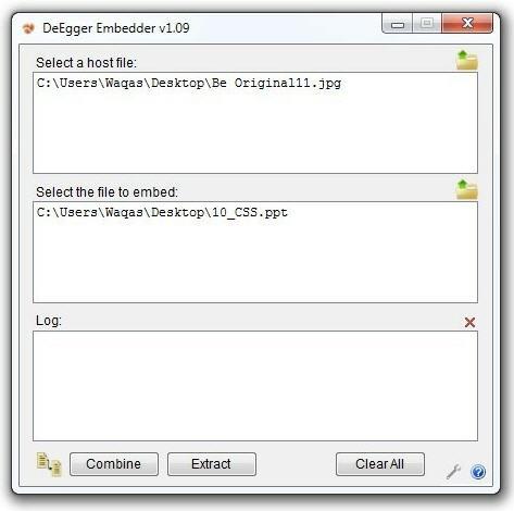 deEgger-embedder